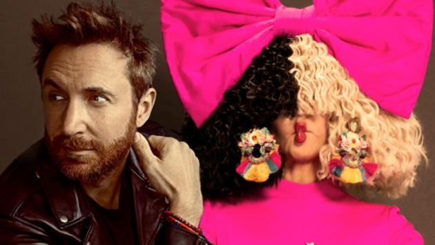 David Guetta y Sia estrenan 'Let's Love'