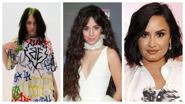 ¡Imperdible! Billie Eilish, Camila Cabello y Demi Lovato cantarán en vivo en los Grammy 2020