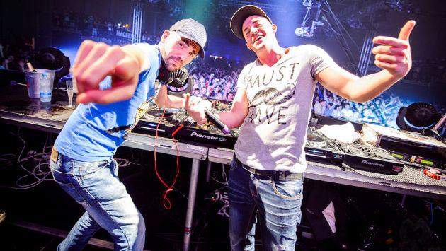 Dimitri Vegas & Like Mike superaron a Calvin Harris y ganan el DJ Mag Top 100