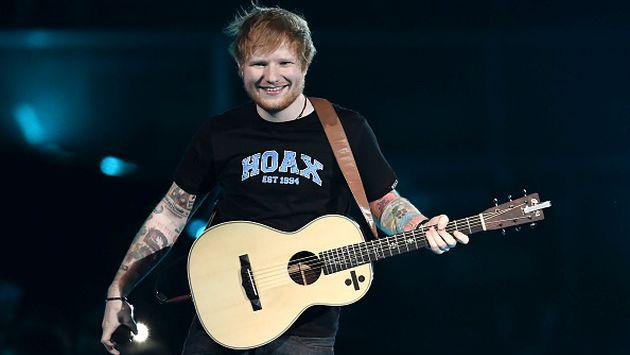 OMG! Ed Sheeran rompió este récord digital