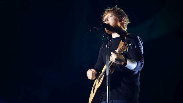 ¡Ed Sheeran actuará en los Billboard Music Awards 2018!