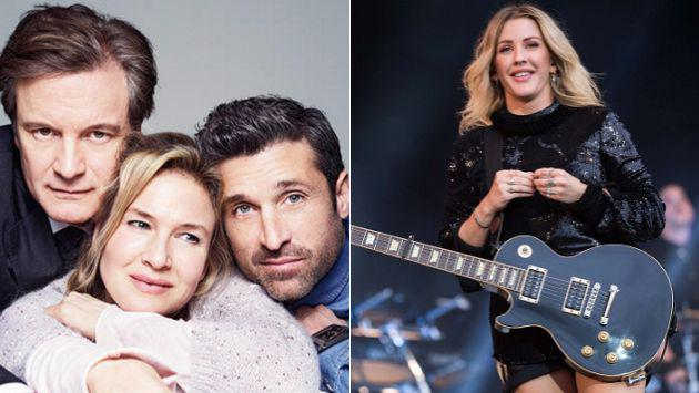 ¡Escucha 'Still Falling For You' de Ellie Goulding, tema principal de 'Bridget Jones's Baby'! [AUDIO]