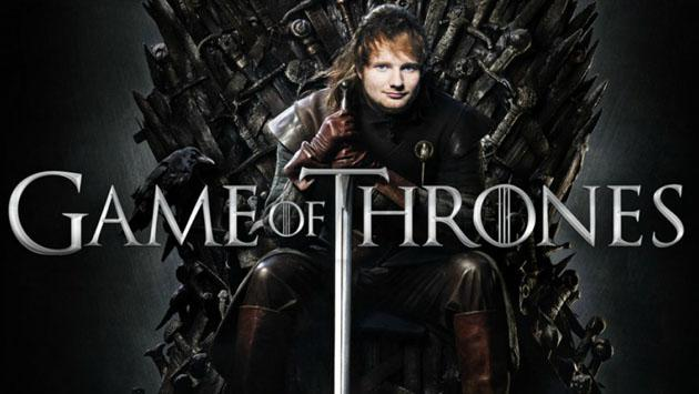 En 'Game of Thrones' Ed Sheeran actuará de… ¿Ed Sheeran?