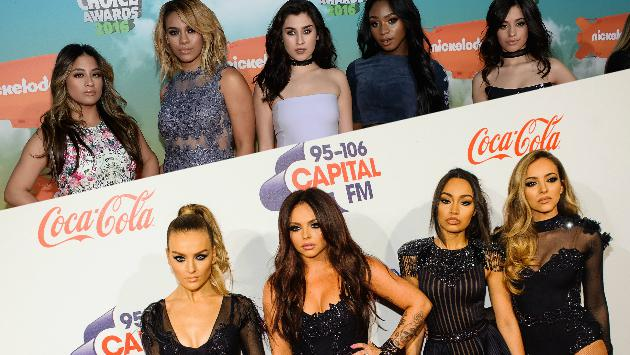 Fifth Harmony y Billboard desataron furia de fans de Little Mix. Mira qué pasó