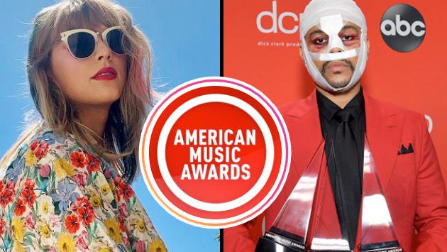 Ganadores American Music Awards 2020: Taylor Swift, The Weeknd, Justin Bieber, Harry Styles, BTS y más