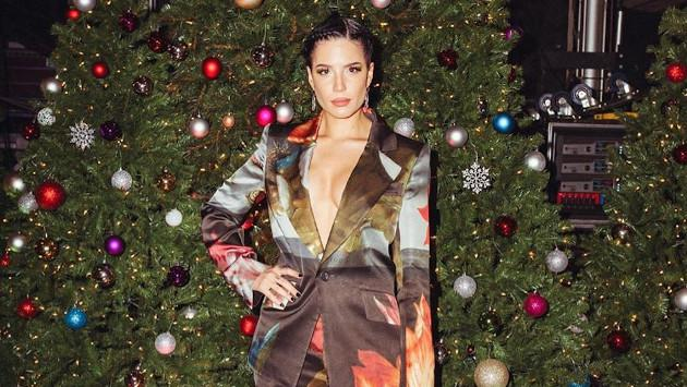 Halsey será la primera invitada de 2020 en 'Saturday Night Live'