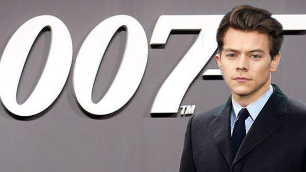 ¿Harry Styles se convertirá en James Bond?