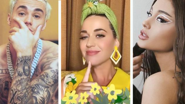 Justin Bieber, Katy Perry, Harry Styles y Ariana Grande pagan fianzas de detenidos en EEUU