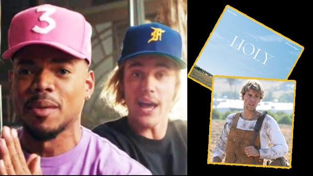 Justin Bieber y Chance The Rapper anuncian 'Holy'