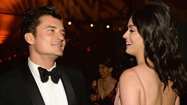 ¿Katy Perry ya volvió con Orlando Bloom?