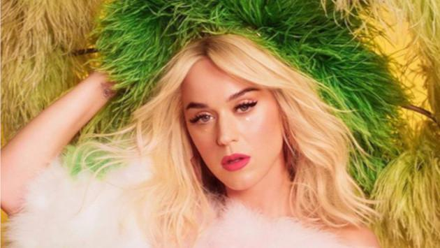 Katy Perry publica el lyric video de 'Never really over'