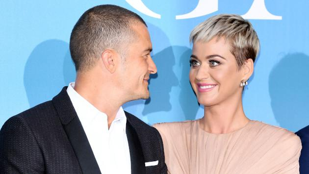 Katy Perry y Orlando Bloom comenzaron a planear su boda