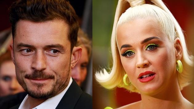 Katy Perry y Orlando Bloom no la pasan bien juntos