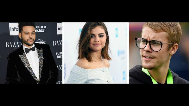 ¡Selena Gomez, The Weeknd y Justin Bieber nominados a 'Artista Internacional Favorito' en 'Latin American Music Awards 2017'!