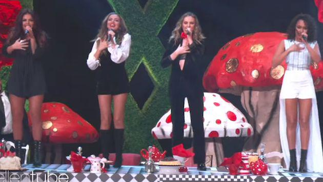 ¡Little Mix presentó en vivo su single 'Black Magic'! [VIDEO]
