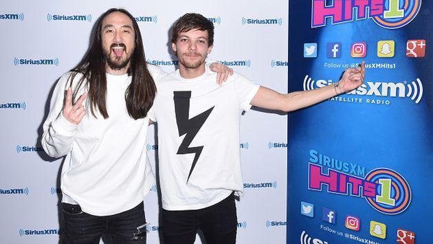 ¡Mira la primera presentación de Louis Tomlinson y Steve Aoki con 'Just Hold On'! [VIDEO]