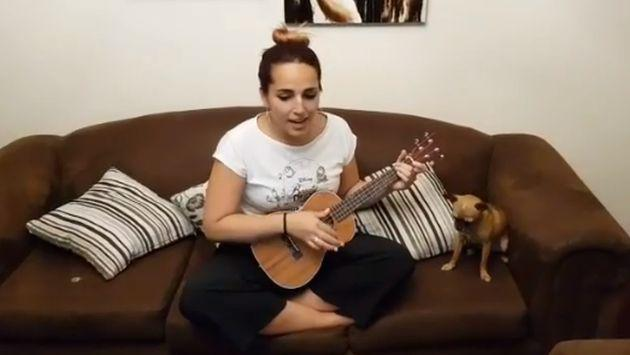 ¡Vacílate con el cover de 'Havana' de Mafe! [VIDEO]