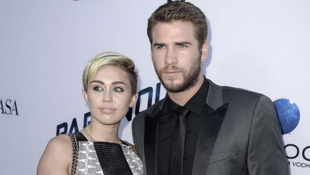 ¿Liam Hemsworth niega a Miley Cyrus otra vez? [VIDEO]