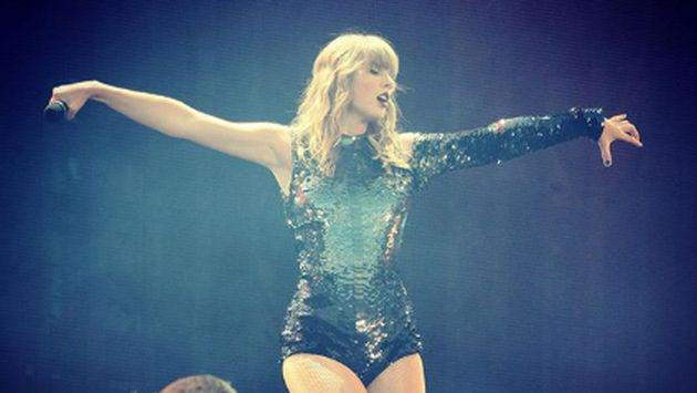 Mira a Taylor Swift cantar 'I Don't Wanna Live Forever' en su reciente concierto