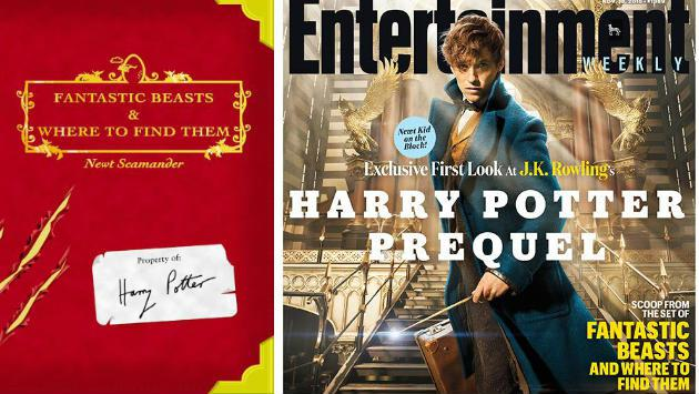 Todo sobre 'Fantastic Beasts and Where to Find Them': Conoce a 'Newt Scamander'