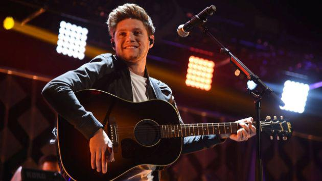 'Slow Hands' de Niall Horan nominada a Mejor Letra en iHeart Radio Music Awards