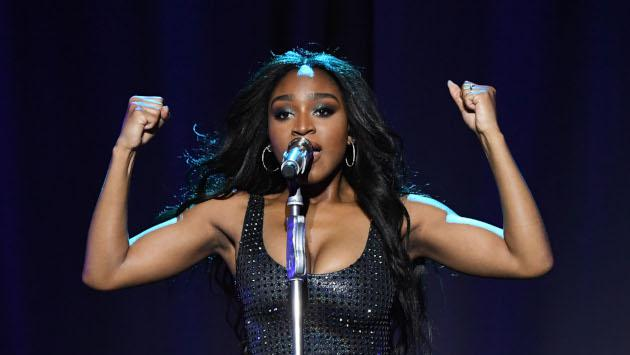 Normani cantó canciones de Rihanna en su show del 'Sweetener World Tour'