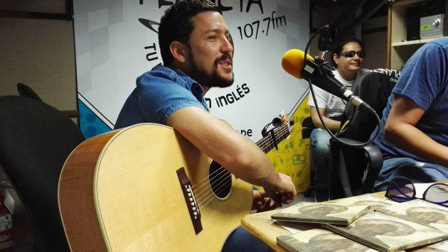 ¡We the lion visitó a la Mañana Maldita y fue un vacilón! [VIDEOS + FOTOS]