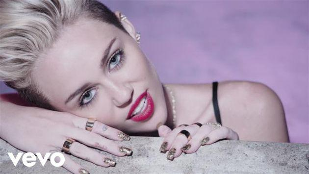 Quinto aniversario de 'We Can't Stop' de Miley Cyrus