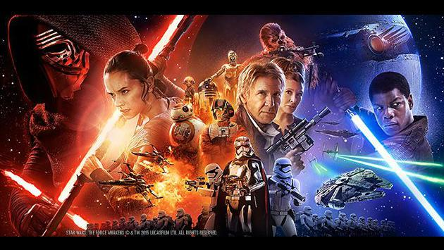 ¡Todos los tráilers de 'Star Wars: The Force Awakens'!