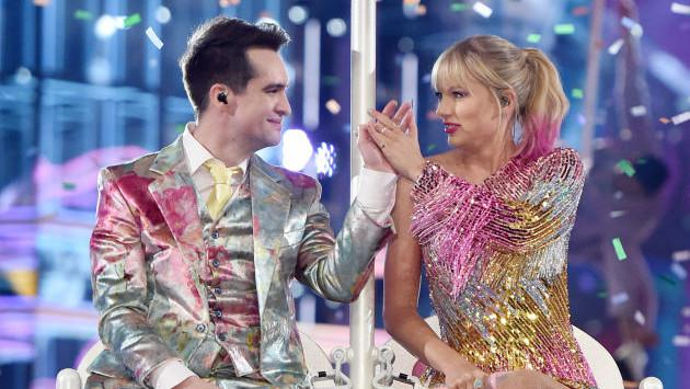Taylor Swift habla sobre Brendon Urie de Panic! at the Disco
