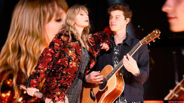 Taylor Swift y Shawn Mendes lanzan un remix de 'Lover'