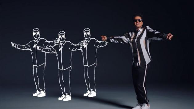 'That's What I Like' de Bruno Mars supera los 1300 millones de reproducciones