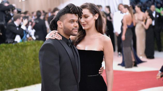 The Weeknd le dedica canción a su expareja Bella Hadid