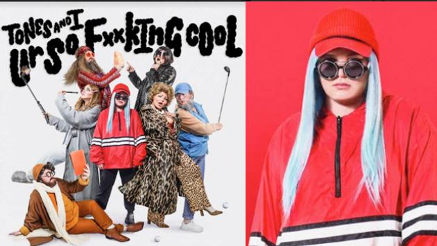 'Ur So F**kInG cOoL' es lo nuevo de Tones and I
