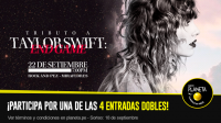 ¡Gana entradas para el tributo a Taylor Swift: End Game!