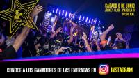 ¡Estos son los ganadores vía Instagram de las entradas para el 'THE COLOR RUN NIGHT'!